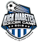 Kick Diabetes Soccer Camp